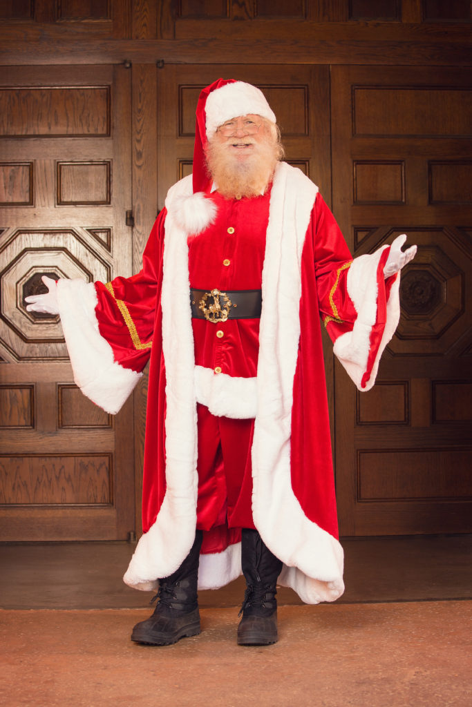 Hire Santa in San Diego