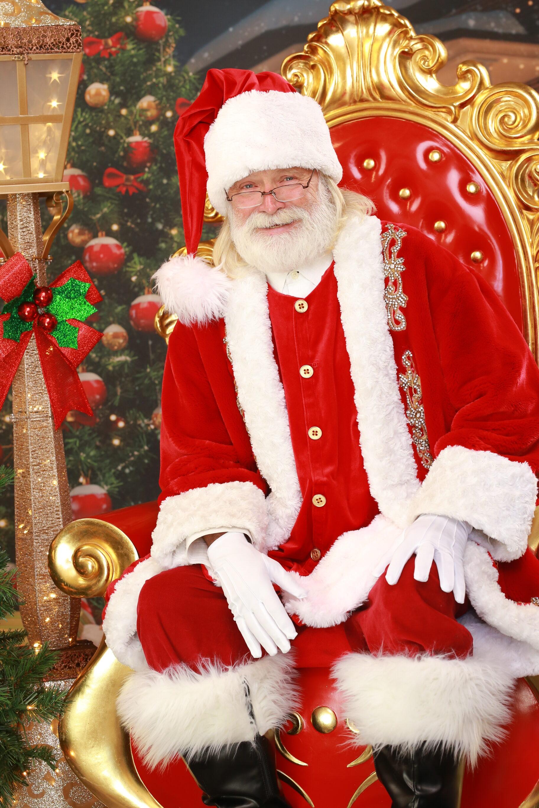 Santa Bob F.