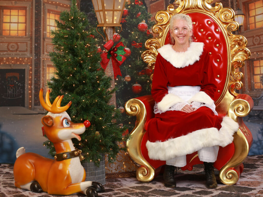 Add Mrs. Clause!